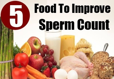 Things that can help sperm quality scene