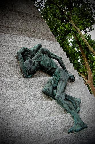 Sisyphus by Amaury Henderick