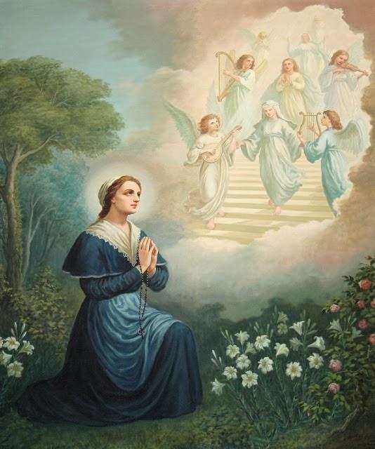 Santa Ángela de Mérici
