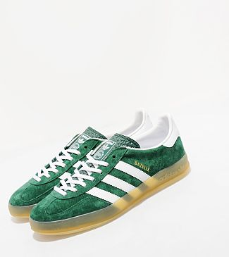 Adidas Originals Gazelle Indoor Forest Green