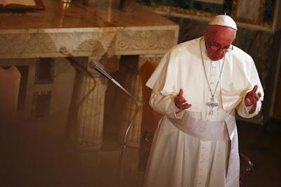 Ferenc pápa, terrorizmus, világbéke, háború, Vatikán,