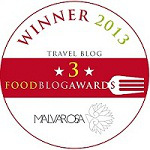Briciole glutenfree is the winner of Food Blog Awards  2013