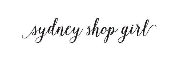 Sydney Shop Girl