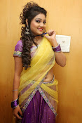 Priyanka half saree photos-thumbnail-8