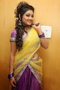 Priyanka half saree photos-thumbnail-8