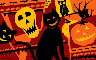 Halloween HD wallpapers - 046