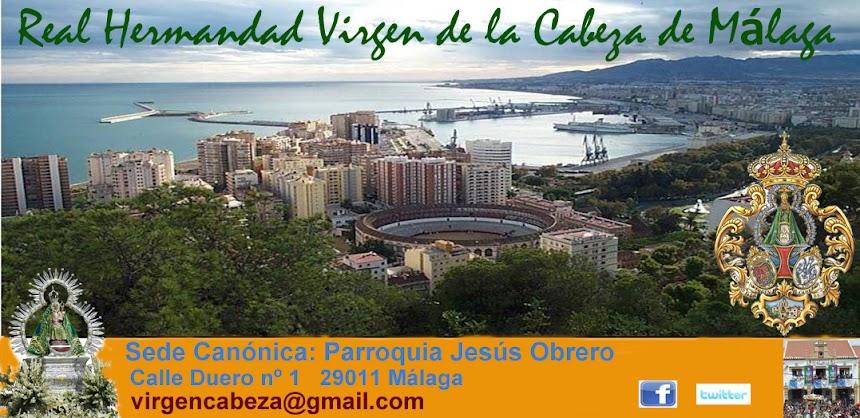 Real  Hermandad   Virgen   de   la   Cabeza   de                                             Málaga