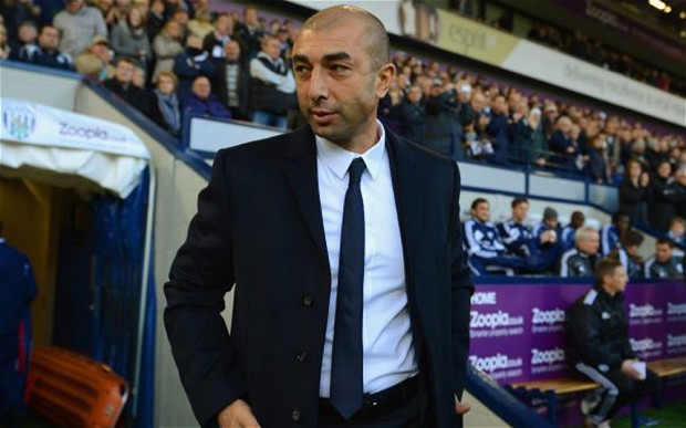 Roberto Di Matteo sacked as Chelsea manager: statement in full