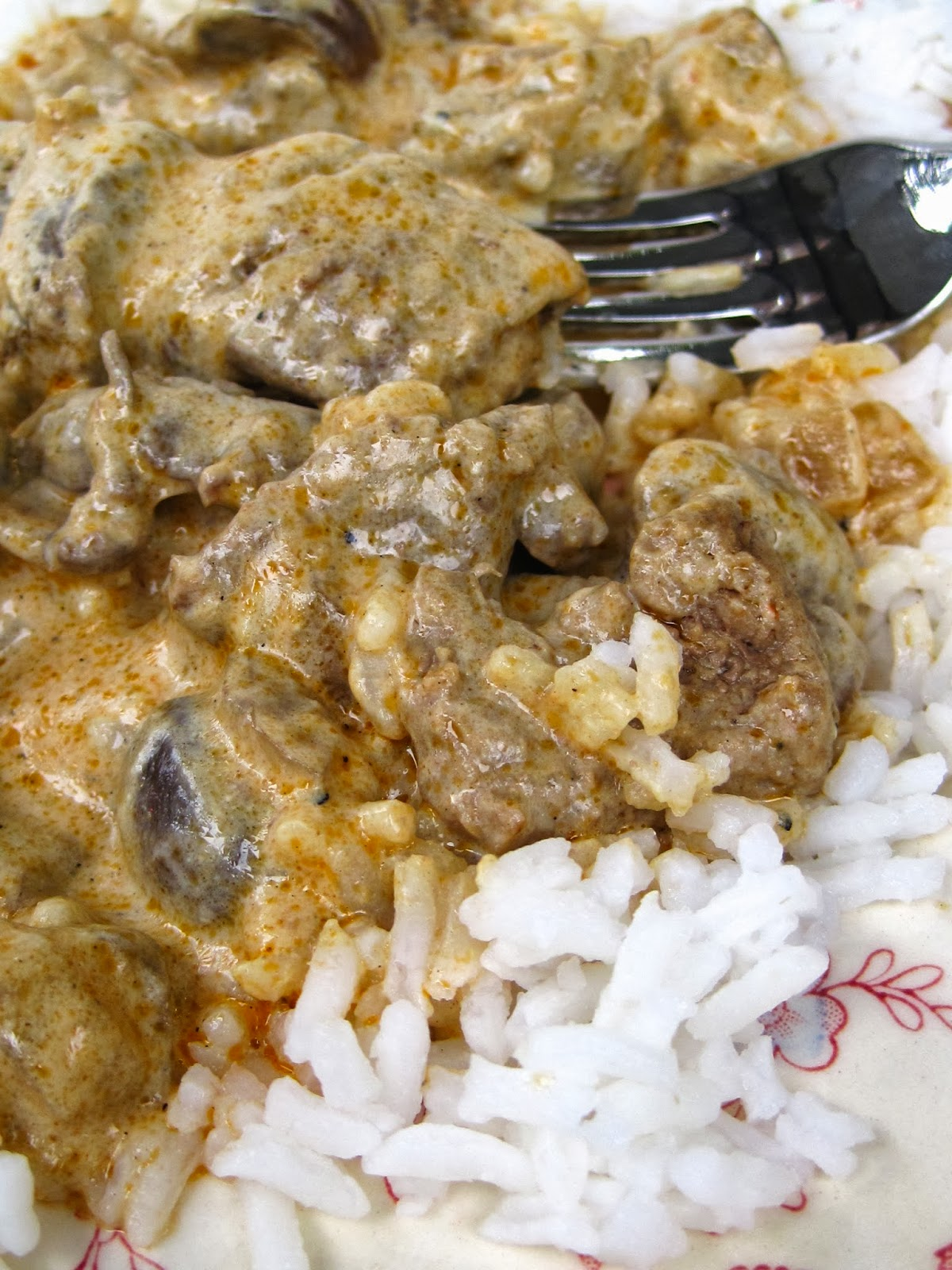 Russian Tea Room Recipe For Beef Stroganoff