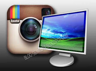 Cara Upload Photo ke Instagram lewat PC Komputer