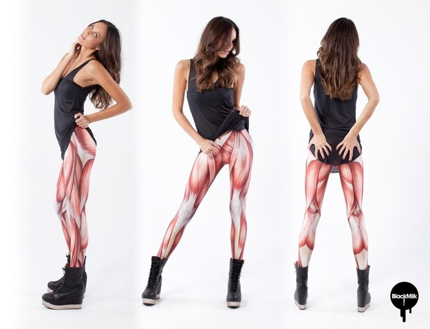 Meat Leggings