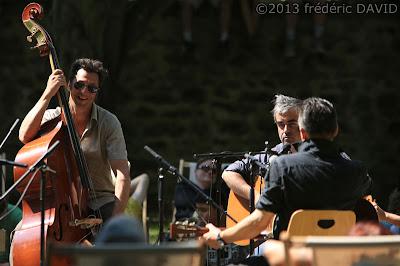 spectacle concert musiciens folk Santa Cruz Chamarande Essonne