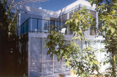 bedroom design blog House Modern Glass Architecture