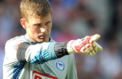 Thomas Kraft - Hertha Berlin SC (1)