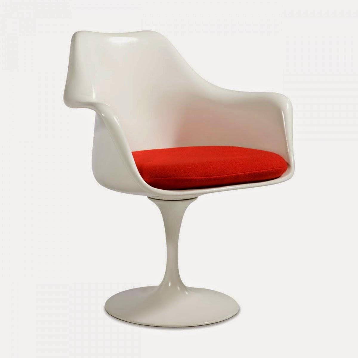 cadeira Tulipa - Saarinen