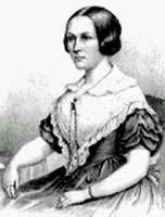 Wilhelmina Ståhlberg, Holzstich eines unbekannten Künstlers