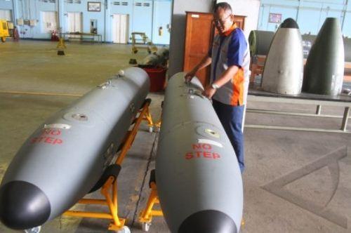 Persiapan Latgab TNI 2012 Kaltim