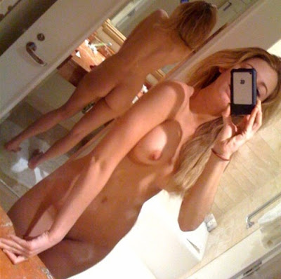 Blake Lively naked