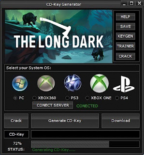 The Long Dark CD Key Generator (Free CD Key)