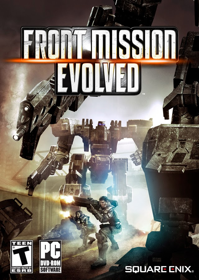 Front Mission Evolved Pc Games