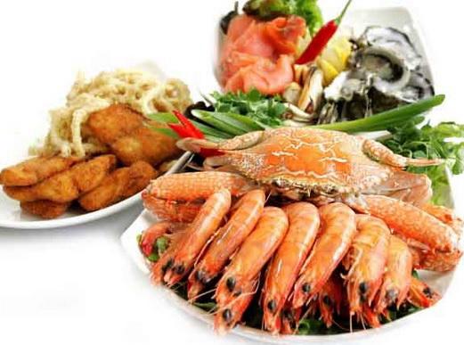 Phòng tránh ngộ độc hải sản