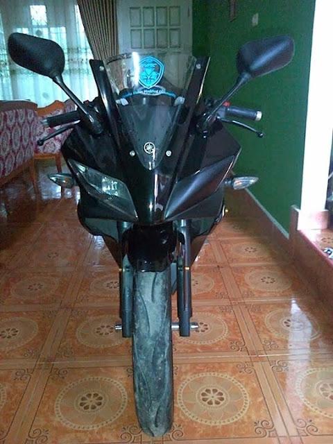 Modifikasi Yamaha Vixion Ala R125