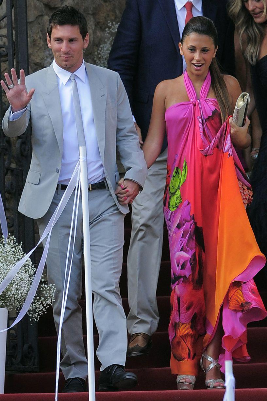 Lionel Messi And Antonella Roccuzzo 2012 Picture gallery: Barce...