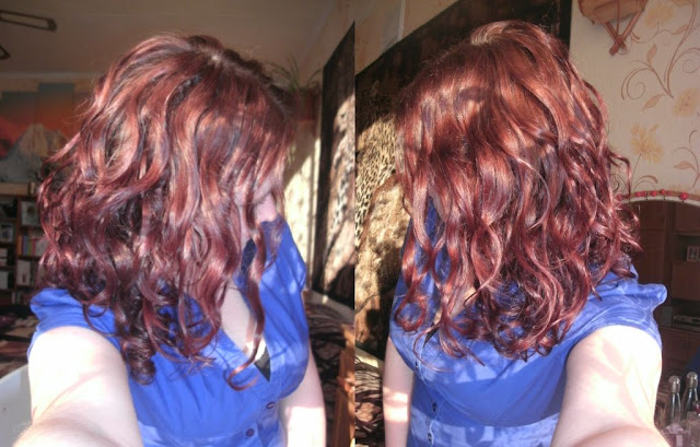 Niedziela dla włosów: olejowanie na glutka lnianego i nowa maska dr. sante :)
