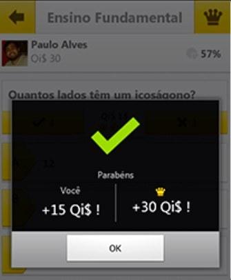 App Qranio tem moeda própria que pode ser trocada por cupons e produtos de 14 categorias