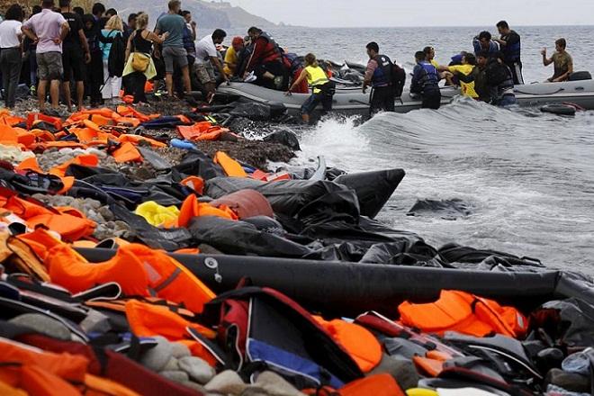 Οι 3.000 βάρκες στο Ανατολικό Αιγαίο και η ρύπανση με πλαστικό