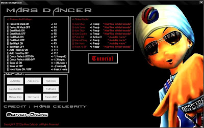 Manual Story 1 Hotkeys , Skin Hacks , Fullhacks v.6095 By Mars Celebrity Dancer