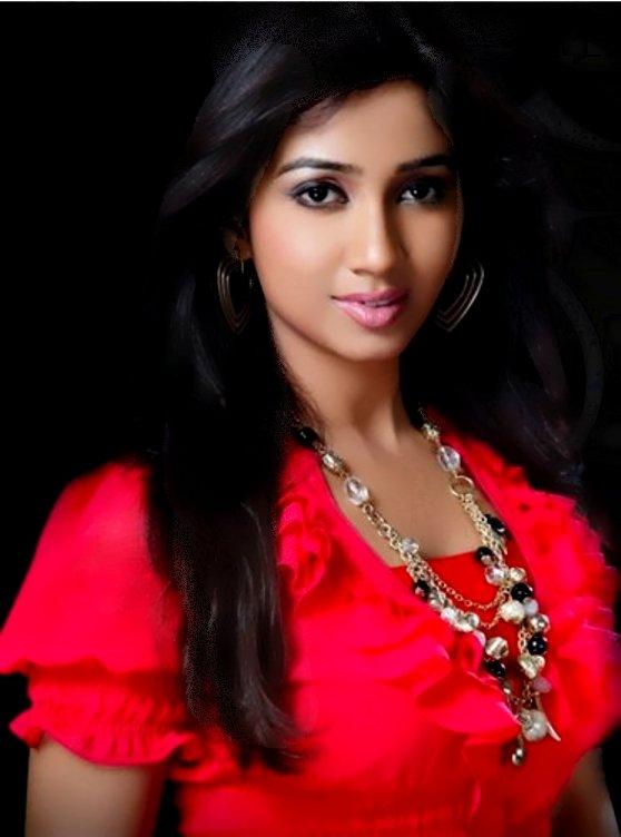 shreya ghosal beautiful look - photo #16