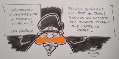 Dessin de presse - Guillaume Néel ©