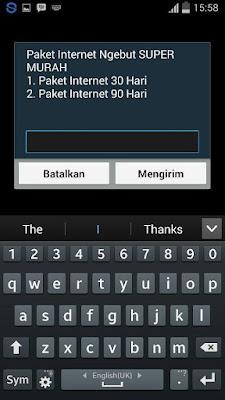 Paket Internet Murah Terbaik 2016 Telkomsel Simpati