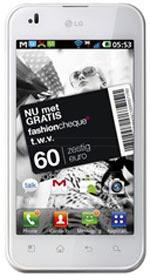 LG Optimus White - Spesifiksi LG Optimus White Terbaru