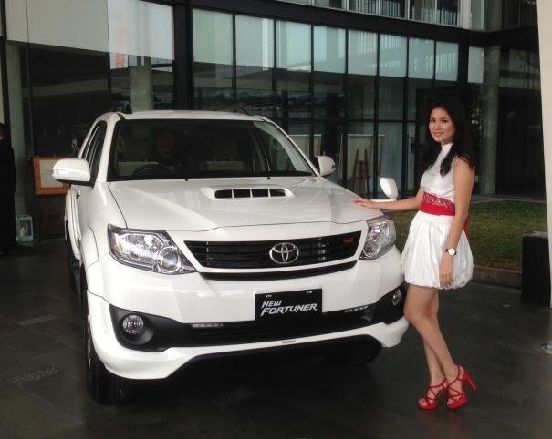 Harga Terbaru Toyota New Fortuner Tipe G, VRZ dan SRZ | Tips Otomotif dan Harga Terbaru