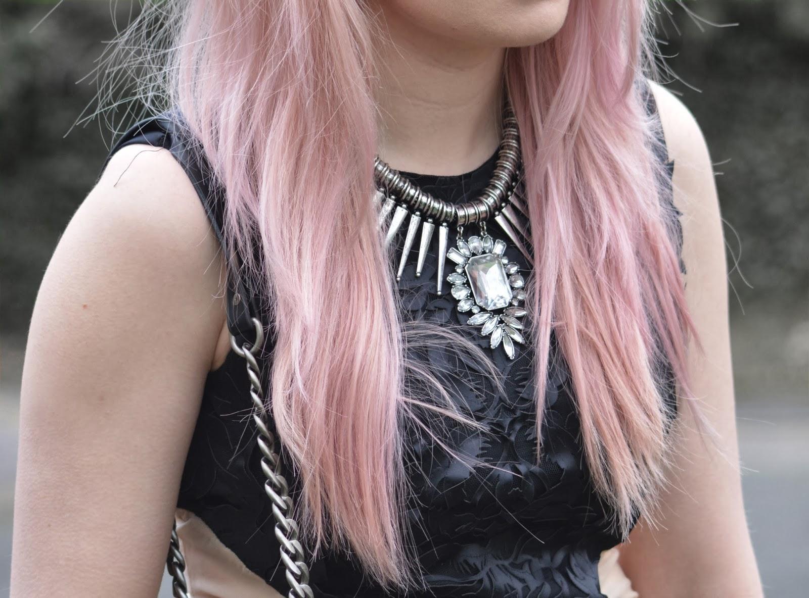 Sammi Jackson - Black, Silver + Pink