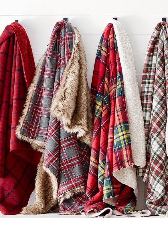 Warm Winter Blankets To Cozy Up With