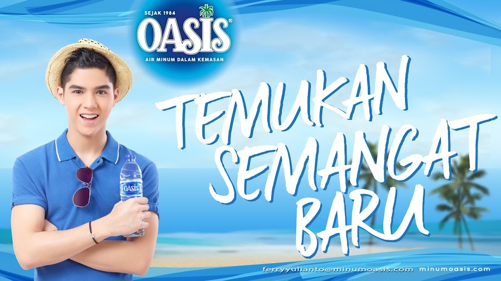 OASIS WATERS INTERNATIONAL : PEMASARAN OASIS WATERS