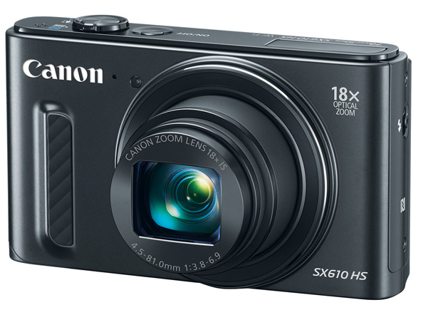 Canon PowerShot SX610 HS: Links to professional / consumer reviews