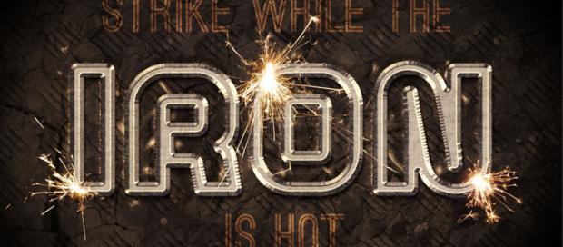 A Wonderful Sparkling Typography