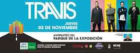 TRAVIS ( 2da VEZ) ANFITEATRO PARQUE DE LA EXPOSICION. 3 DE NOVIEMBRE 2016