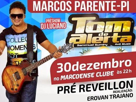 MARCOENSE CLUBE - EM MARCOS PARENTE