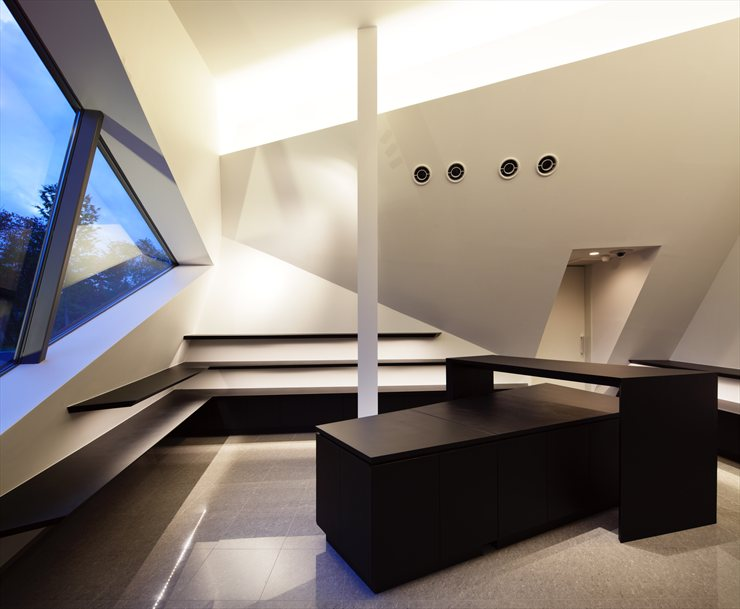 El Shamy Designs: KARUIZAWA MUSEUM ( Japan )