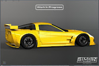 GTR3 Imagenes Corvette C6R 10