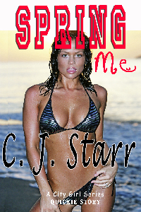Spring Me quickie read by CJ Starr