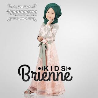 Ayyanameena Brienne Kids - GreenPeach