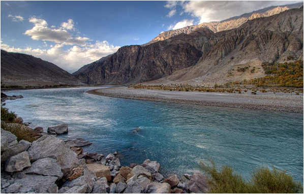 essay on rivers of pakistan