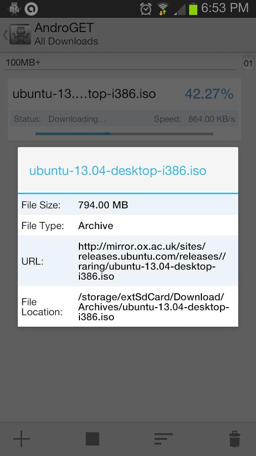 cara mempercepat download file berukuran besar di android