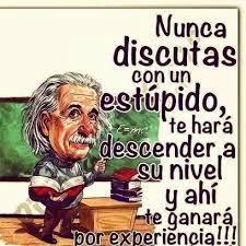 Un excelente consejo de Albert Einstein